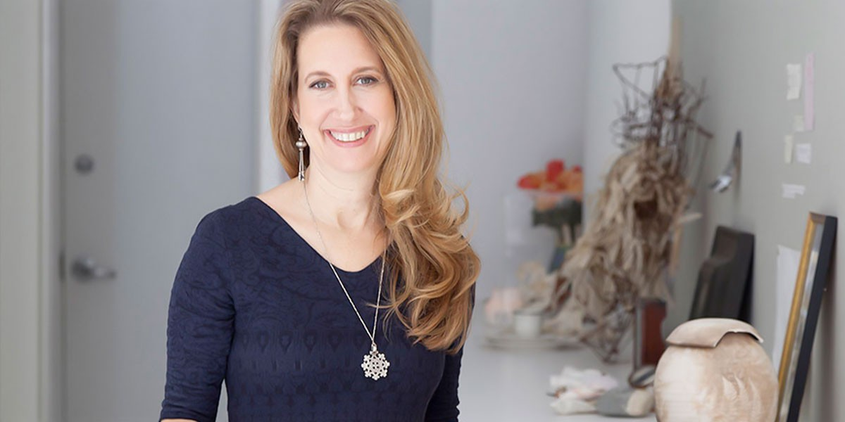 Lori Weitzner, working with Design Commerce Agency