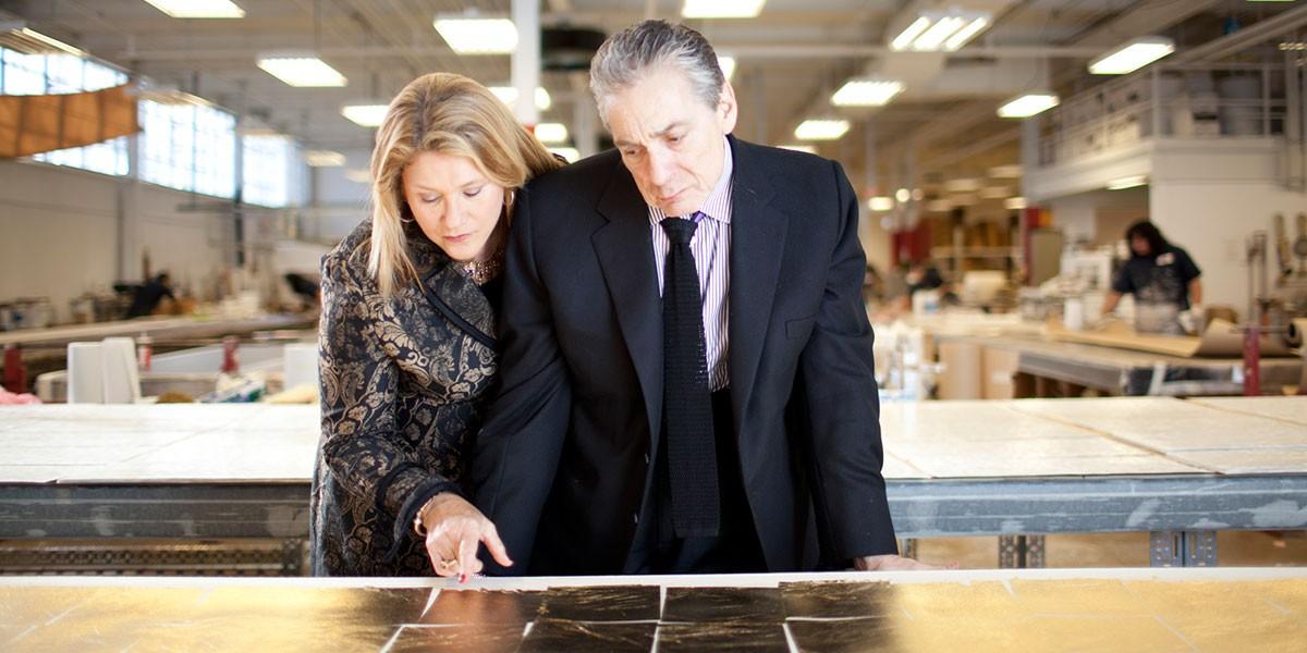 Joyce and Maya Romanoff | Design Commerce Agency