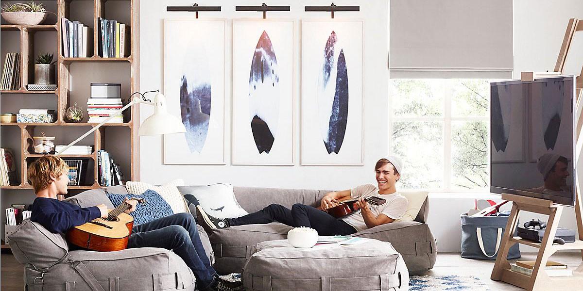 RH for teens | Design Commerce Agency