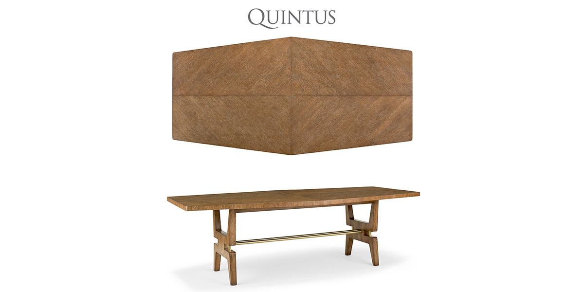Turin Dining Table by Elisa Carlucci