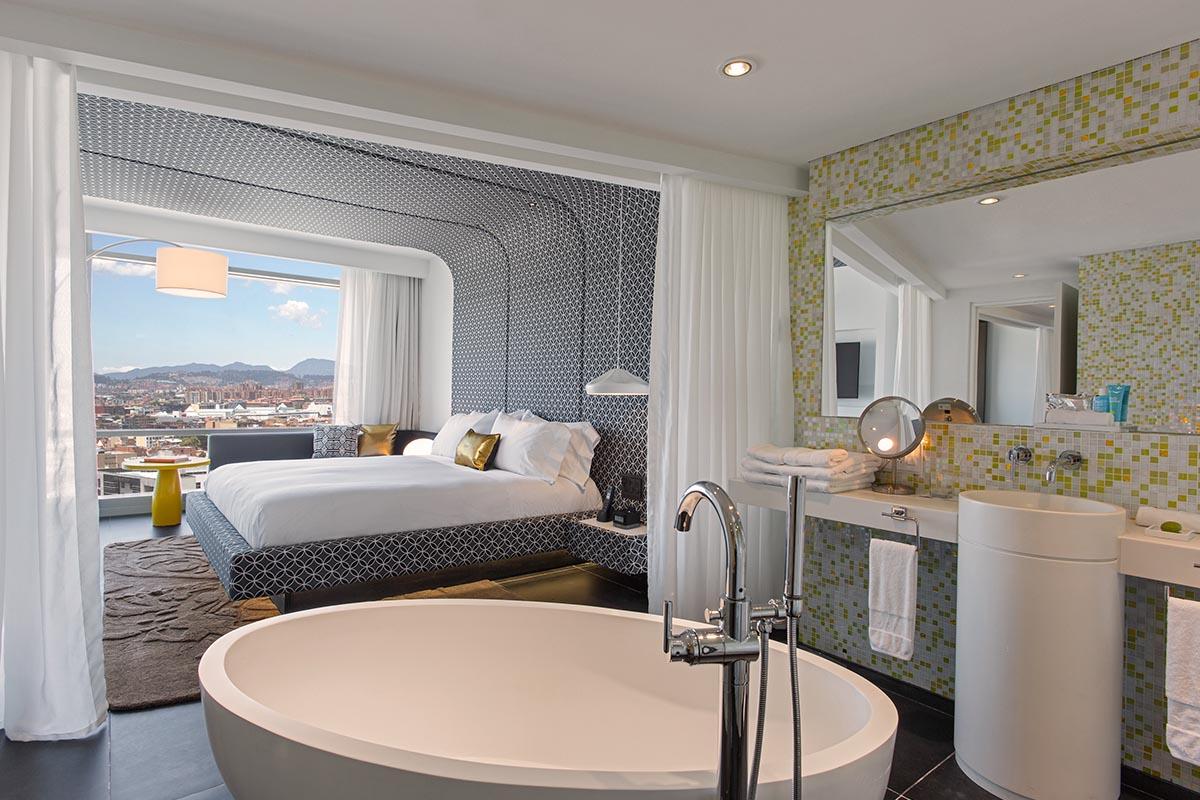 Apaiser Custom Mosman Bath at W Hotel Bogota